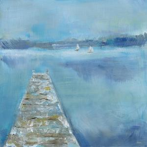 Lake Edge II by Sue Schlabach