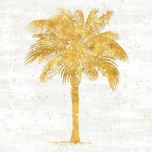 Palm Coast II On White by Sue Schlabach
