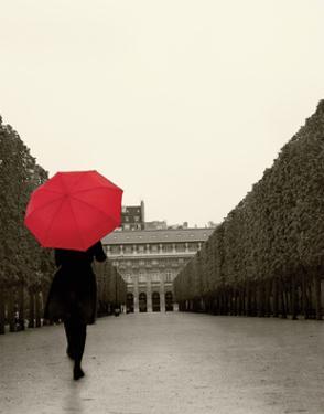 Paris Stroll I Feet by Sue Schlabach