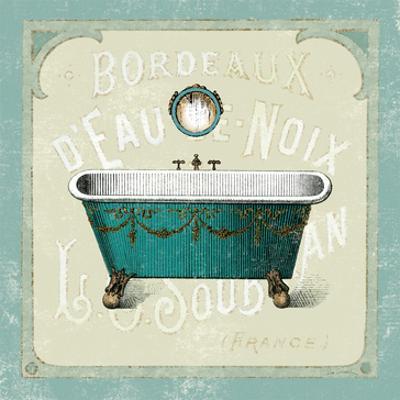 Parisian Bath IV by Sue Schlabach