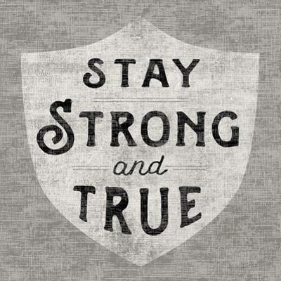 Stay Strong by Sue Schlabach