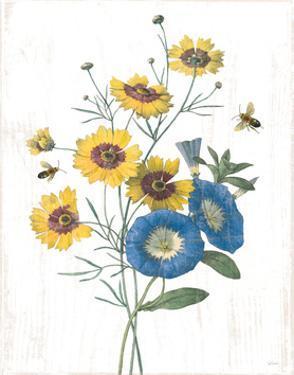 White Barn Flowers VIII by Sue Schlabach