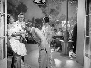 Brigitte Horney and Paul Dahlke in 'Love, Death and the Devil', 1934 by Süddeutsche Zeitung Photo
