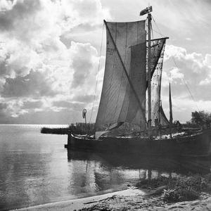 Curonian Lagoon, 1939 by Süddeutsche Zeitung Photo