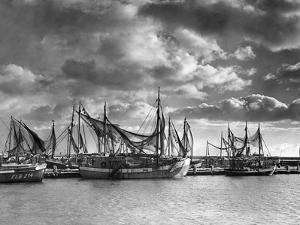 Fishing Port in Sassnitz on the Isle of Ruegen, 1938 by Süddeutsche Zeitung Photo