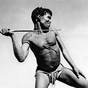 San in Namibia,1930s by Süddeutsche Zeitung Photo