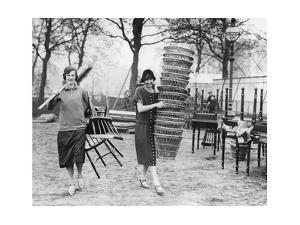 Ywca Helpers During the General Strike in London, 1926 by Süddeutsche Zeitung Photo
