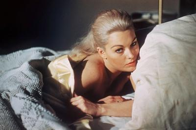 Sueurs Froides VERTIGO by AlfredHitchcock with Kim Novak, 1958 (photo)