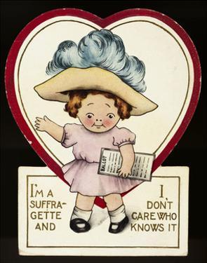 Suffragette Cartoon