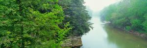 Sugar Creek, Turkey Run State Park, Parke County, Indiana, USA