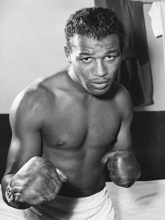Sugar Ray Robinson Was the Welterweight Boxing Champion from 1946-1950