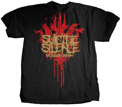 Suicide Silence - Black Crown