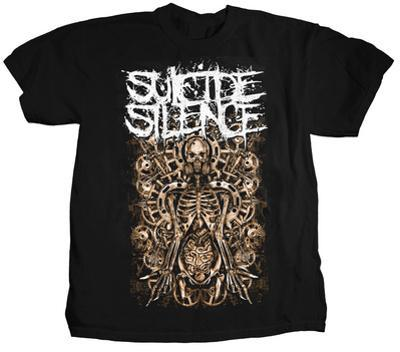 Suicide Silence - Mangled Gears