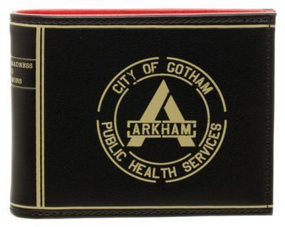 Suicide Squad Arkham Asylum Wallet