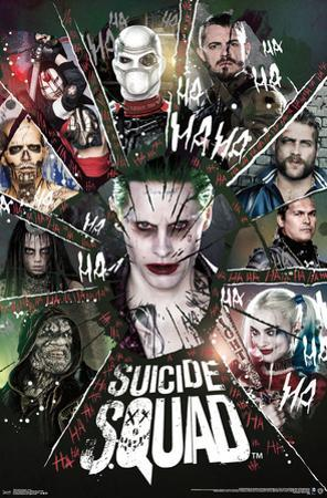 Suicide Squad - Circle Of Chaos