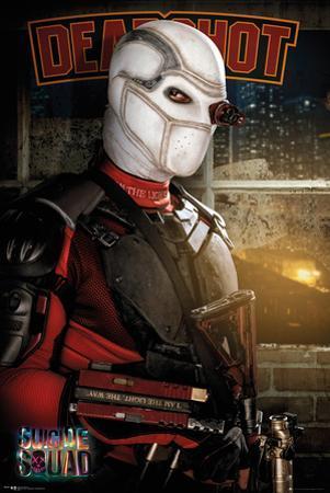 Suicide Squad- Deadshot Full Tactical