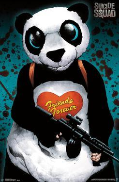 Suicide Squad- Gangster Panda