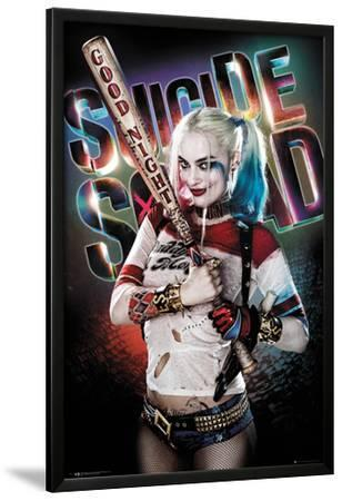 Suicide Squad- Harley Quinn Good Night