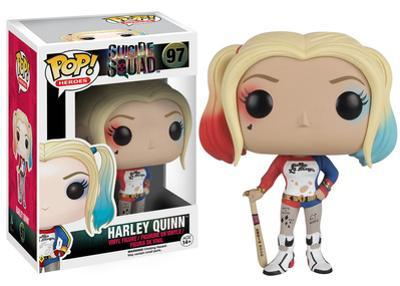 Suicide Squad - Harley Quinn POP Figure