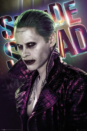Suicide Squad- Joker Close-Up