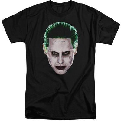 Suicide Squad- Joker Serious Face (Big & Tall)