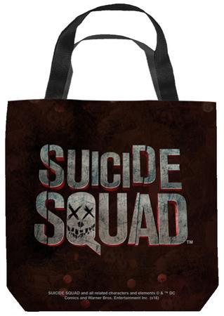 Suicide Squad - Logo Tote Bag