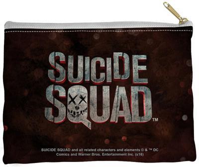 Suicide Squad - Logo Zipper Pouch