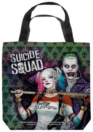 Suicide Squad - Perfect Couple Tote Bag