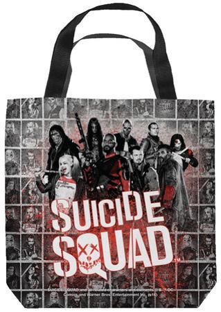 Suicide Squad - Splatter Tote Bag