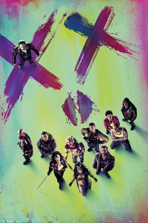Suicide Squad- Stand Together