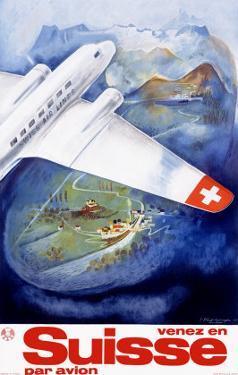 Suisse par Avion Airline