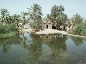Suk-Esh-Shiukh Village, Marshes, Iraq, Middle East