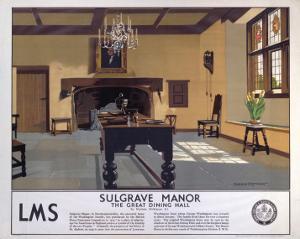 Sulgrave Manor, LMS, c.1923-1947