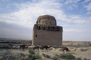 Sultan Sanjar Mausoleum, Mary, Turkmenistan, 12th Century