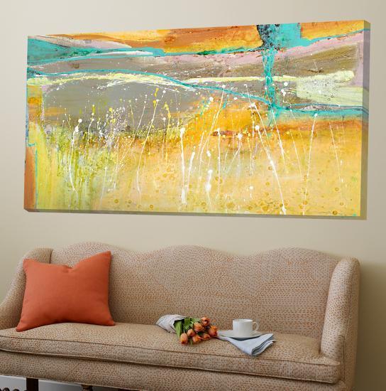 Summer Fields-Carole Malcolm-Loft Art