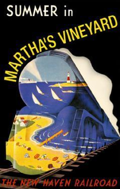 Summer in Marthas Vineyard
