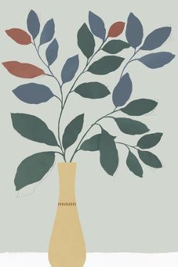 Summer Planter I by Isabelle Z
