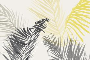 Summer Swaying Palms by Isabelle Z