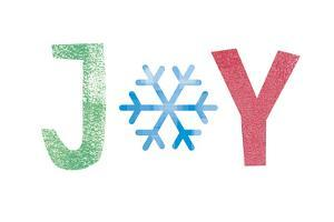 Christmas JOY Letters by Summer Tali Hilty