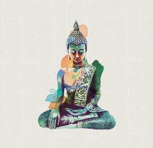 Jade Buddha by Summer Thornton