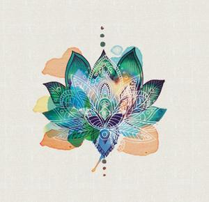 Lotus Flower by Summer Thornton