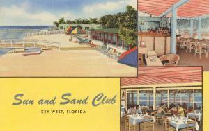 Sun and Sand Club, Key West, Florida