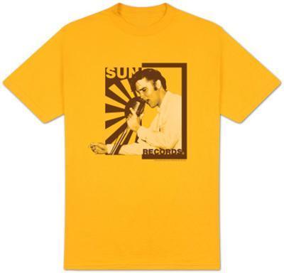 Sun Studios - Sun Records, Elvis on the Mic