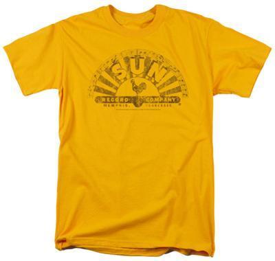 Sun Studios - Worn Logo