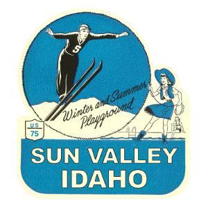 Sun Valley, Idaho, Winter and Summer Playground
