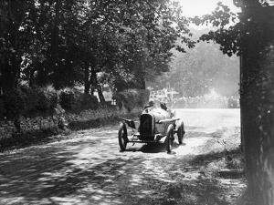 Sunbeam at the Isle of Man Tt Race, 1914