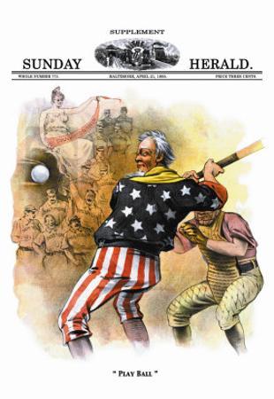 Sunday Herald Supplement: Play Ball