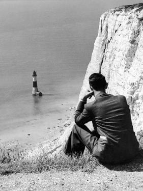 Beachy Head 1936 by Sunday Mirror