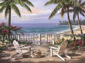 Coastal View by Sung Kim
