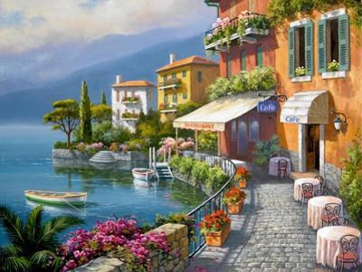 Seaside Bistro Café by Sung Kim